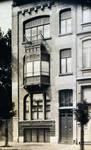 Maison-atelier du peintre Paul Verdussen, avenue Brugmann 211, Ixelles, 1901 (© Fondation CIVA Stichting/AAM, Brussels /Paul Hamesse)