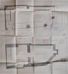 Etam, Rue des Fripiers 1, Bruxelles, projet de transformation, plan des niveaux, AVB TP 34 854 (1929)