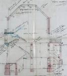Rue Charles Quint 103, Bruxelles Extension Est, coupe longitudinale, AVB/TP 8842 (1898)