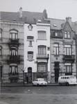 Place Antoine Delporte 17, Saint-Gilles, élévation principale (© Fondation CIVA Stichting/AAM, Brussels/ Paul Hamesse)