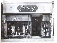 Magasin Jenny, non localisé, ca 1925-1930 (© Fondation CIVA Stichting/AAM, Brussels /Paul Hamesse)