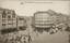 Entrée des toilettes publiques, place Fontainas, carte postale, collection cartes postales du Fonds Belfius – Académie royale de Belgique