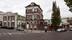 Ets Van der Elst, Rue Charles Demeer 1-3 | Rue Dieudonné Lefèvre 75, Bruxelles Laeken, élévations principales (© APEB, photo 2017)