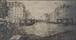 Avenue de la Reine, avant-projet de tunnel routier sous le chemin de fer, 1931, archives famille Hamesse